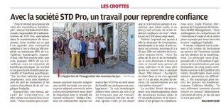 Article de la Provence