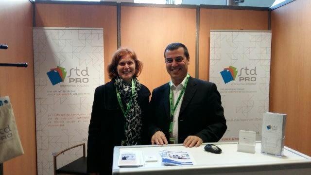 STD Pro a participé au salon So Eko qui s'est tenu fin novembre à Marseille.
